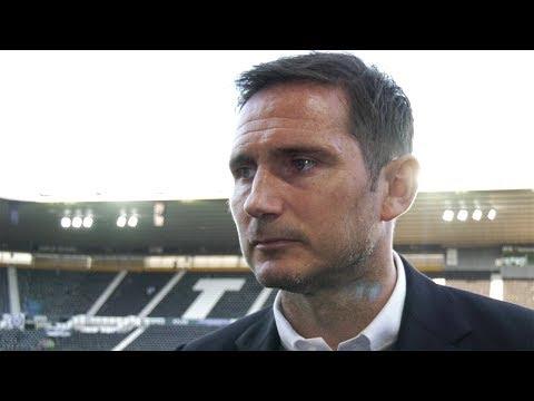 POST MATCH   Frank Lampard Post Leeds United (H)