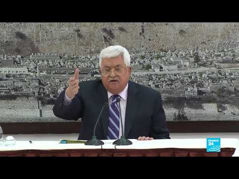 Palestinian Leader Abbas 'He Said That They Are Building On Their Land, The Son Of A Dog'