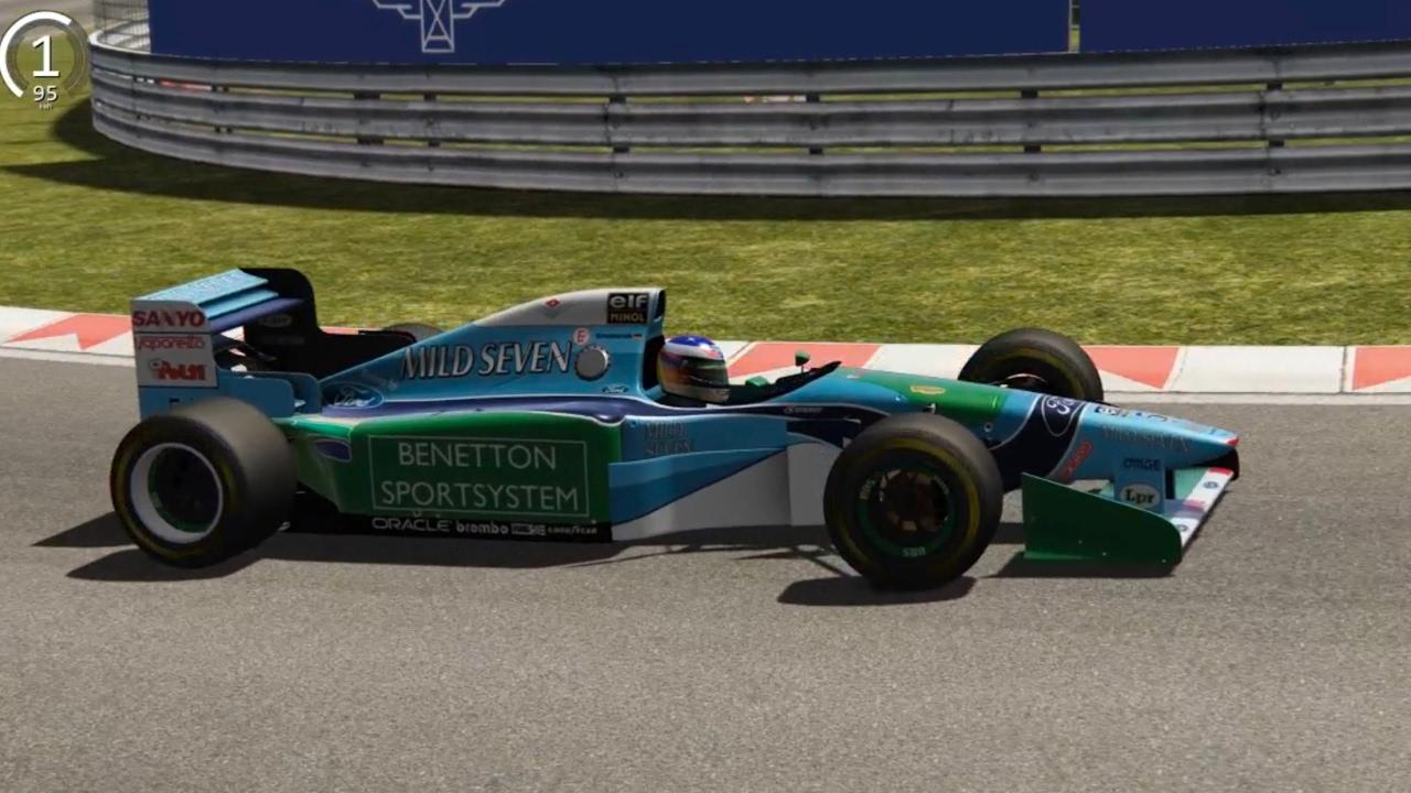 Assetto Corsa Benetton F1 1994
