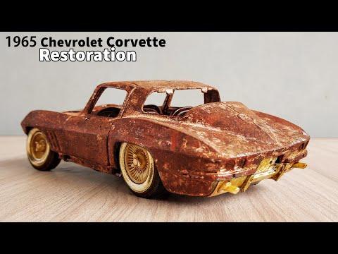 1965 Chevrolet Corvette C2 Model Car Restoration