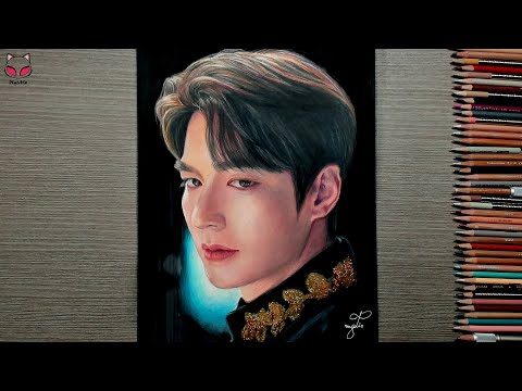 Drawing Lee Min ho [The King: Eternal Monarch] | Mystic