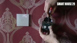 Обзор выключателей Livolo от Smatr House 29 !