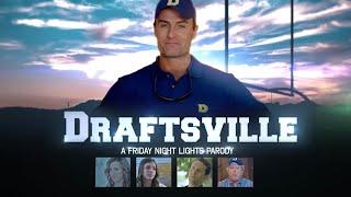 Draftsville Ep.1: Welcome to Draftsville (FRIDAY NIGHT LIGHTS PARODY)