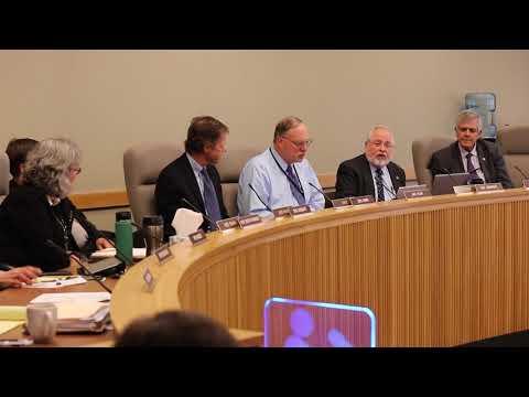 Rep. Barnhart expounds on Paul Warner
