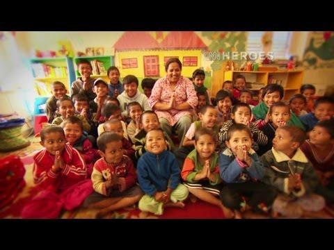CNN Hero Pushpa Basnet YouTube