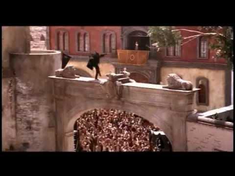 """The Mask of Zorro (TV Spot #4: """"Fate"""")"""