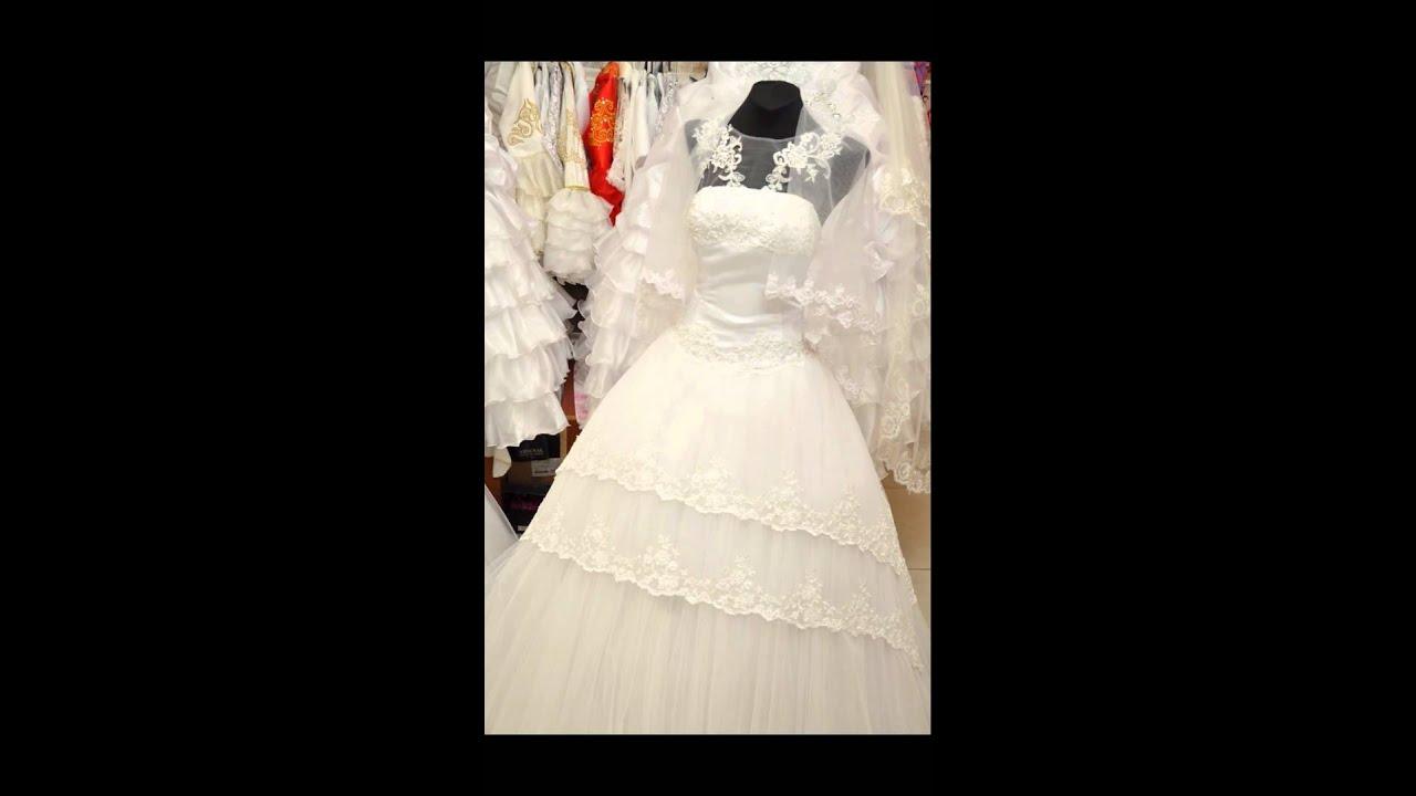 Свадебное Платье со Шлейфом - 2018 - Мода - Стиль / Wedding dress .
