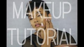 CHUUKESE: Easy Cut Crease Makeup Look