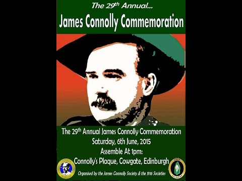 2015 James Connolly Commemoration