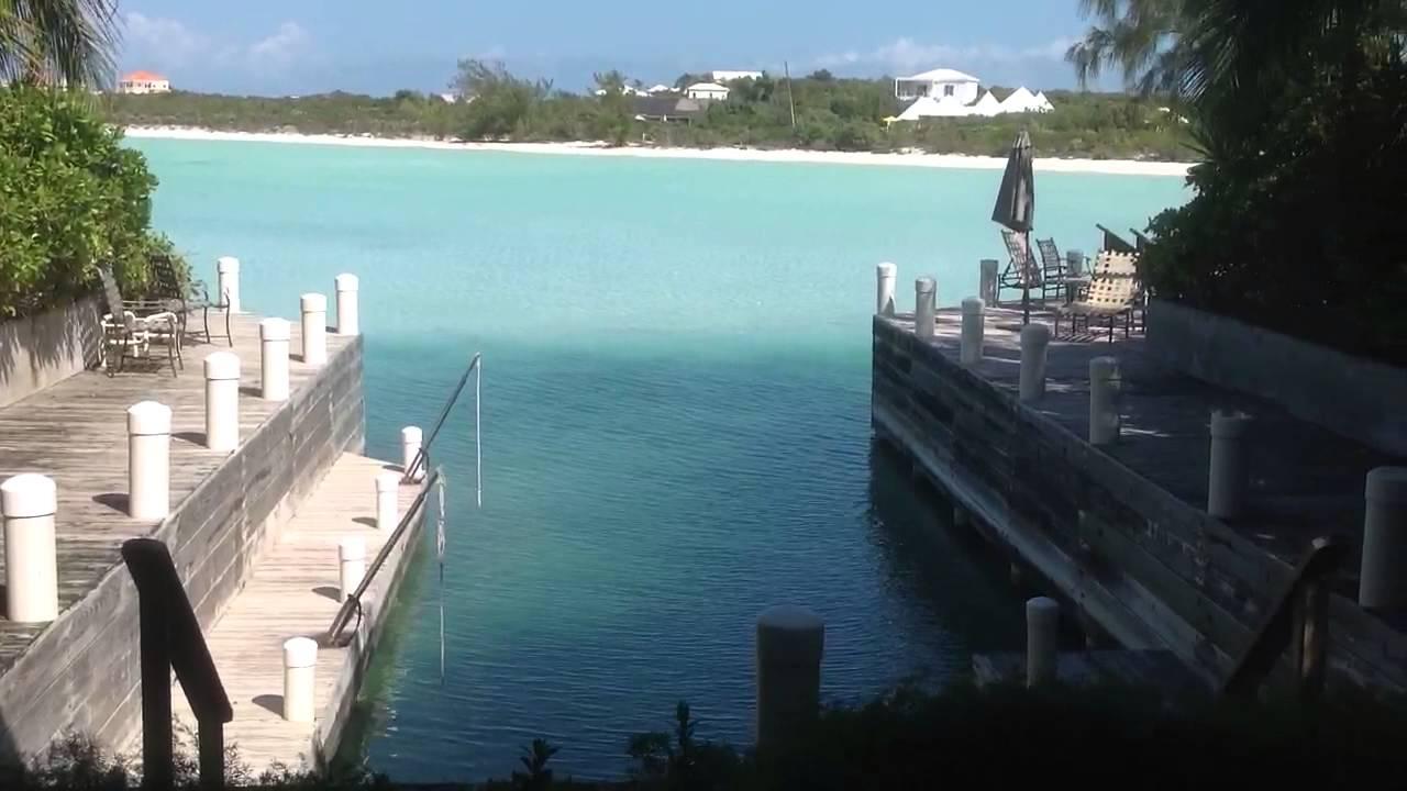 stones throw villa, turks and caicos island - youtube