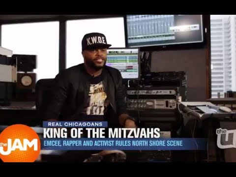 Real Chicagoans: King Of The Mitzvahs