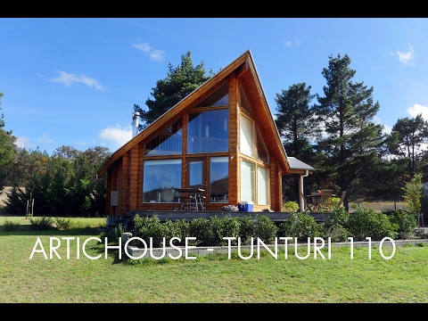 Tunturi 110 In Australia - Artichouse Log Homes