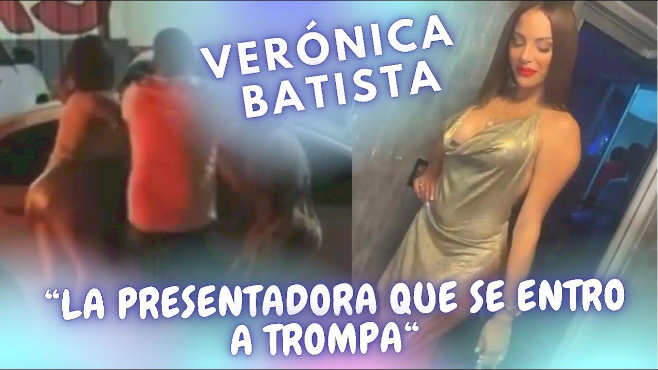"""CONOCE A """"VERONICA"""" LA PRESENTADORA QUE SE ENTRO A TROMPA 🔥"""