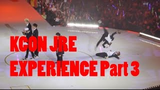 KCON JRE EXPERIENCE Part 3