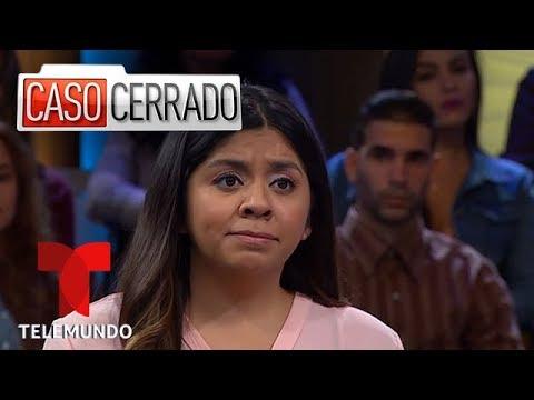 Caso Cerrado   Employer Asks Inappropriate Questions During Interview❓😳🤔   Telemundo English