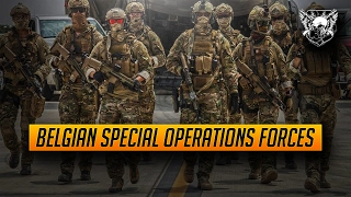 Belgian Special Operations Forces  