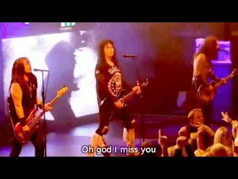 W.A.S.P. - Miss You Live Footage W/ Lyrics