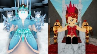 THE QUEEN -Part 6 (ROBLOX STORY)