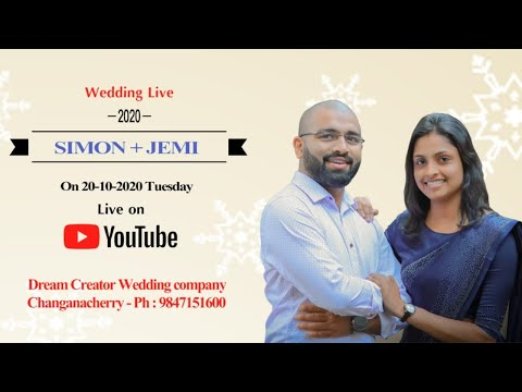 Wedding - SIMON weds JEMI