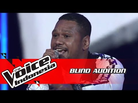 Julandry - Best Part | Blind Auditions | The Voice Indonesia GTV 2018
