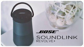 mqdefault - [Euronics] BOSE SoundLink Revolve+ portabler Bluetooth Lautsprecher für 259€ statt 278€