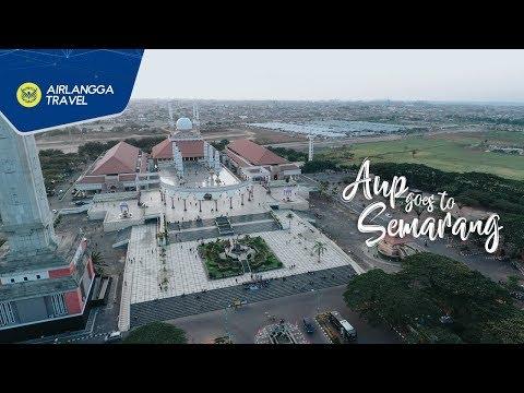 AIRLANGGA UNIVERSITY PRESS (AUP)- Goes to Semarang | Airlangga Travel