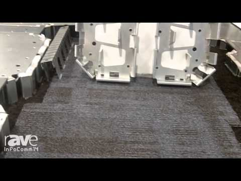 InfoComm 2014: FreeAxez Explains Their Low Profile Access Floor System for High-Tech Environments