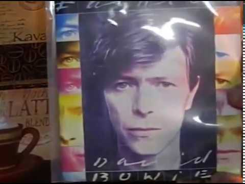 David Bowie 7 inch Vinyl Collection Part 1