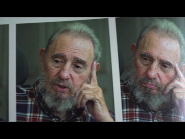Fidel in every corner.