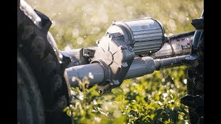 Introducing Valley X-Tec Center Drive Motor with FastPass Technology | Valley Irrigation
