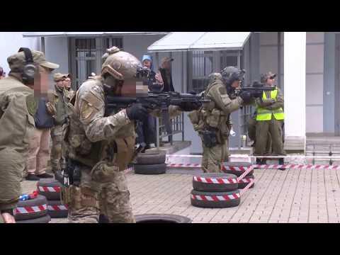 """Alpha"" KGB vs FSB Practical shooting Duel"