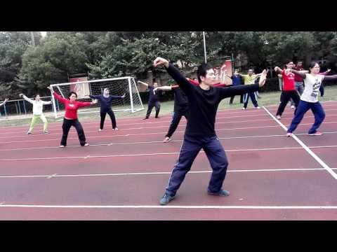 Китайская медицина. Лечебная гимнастика Шена. Китайский