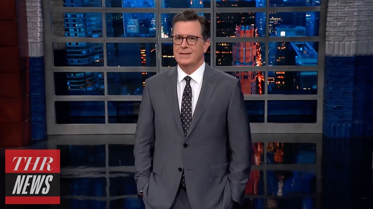 Trump's Feud With Omarosa Mocked by Late-Night Hosts | THR News