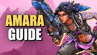 Borderlands 3 Amara Guide: Character Builds And Skills
