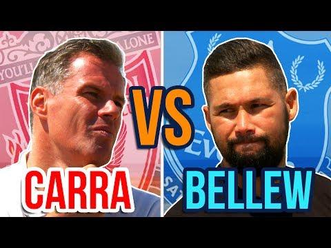 Jamie Carragher vs Tony Bellew | Merseyside XI