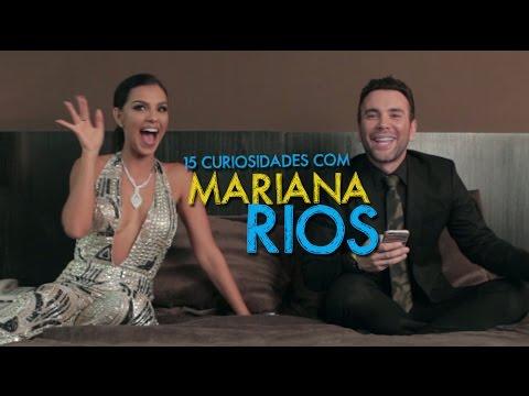 15 Curiosidades com Mariana Rios | #HotelMazzafera