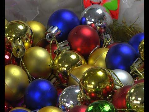 Телеканал ІНТБ: Штучні ялинки та новорічні прикраси – ціна та вибір на Тернопільському ринку