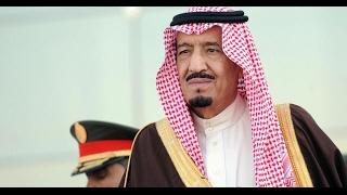 الملك سلمان يشرِّف العرضة السعودية في الجنادرية