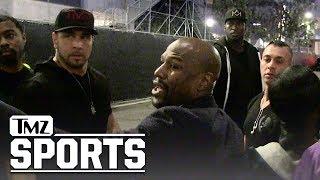 Floyd Mayweather on MMA Future, 'I Don't Know' | TMZ Sports