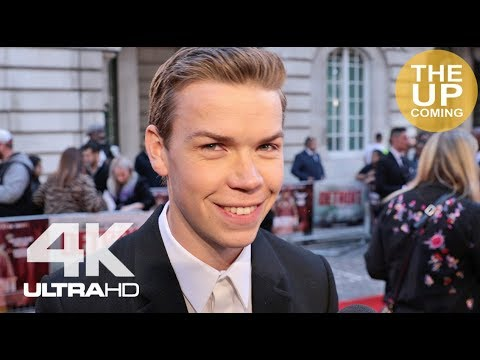 Will Poulter interview at Detroit premiere on racism, diversity, white supremacy, Kathryn Bigelow