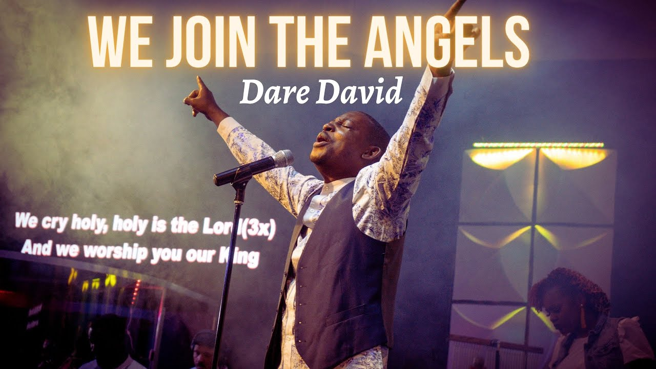 Download We Join The Angels - Dare David