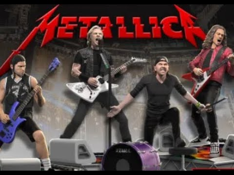 """METALLICA 'Rock Iconz' statues in their """"Hardwired…To Self-Destruct"""" era set for release!"""