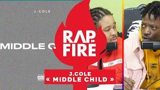 PODCAST - J.Cole et son nouveau son «Middle Child»