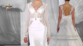 Показ    SEMIDA SPOSA, Moscow Bridal Weekend 2015, Часть 2