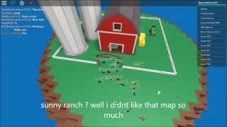 ROBLOX NDS Natural Disaster Survival #1
