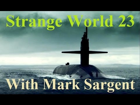 US Navy Submarine Chief: What Curve? - Flat Earth SW23 - Mark Sargent ✅