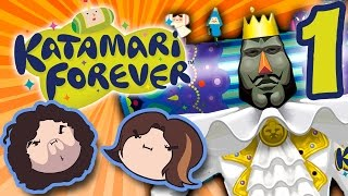 Katamari Forever: By George! - PART 1 - Game Grumps