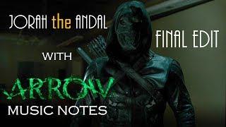 Prometheus Suite (Theme) Final Edit | with Arrow Music Notes