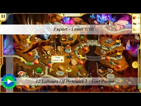 12 Labours Of Hercules 3 - Girl Power - Level 1/10 (Expert)  