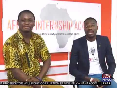 Oil Sector - The Market Place on Joy News (14-12-16)